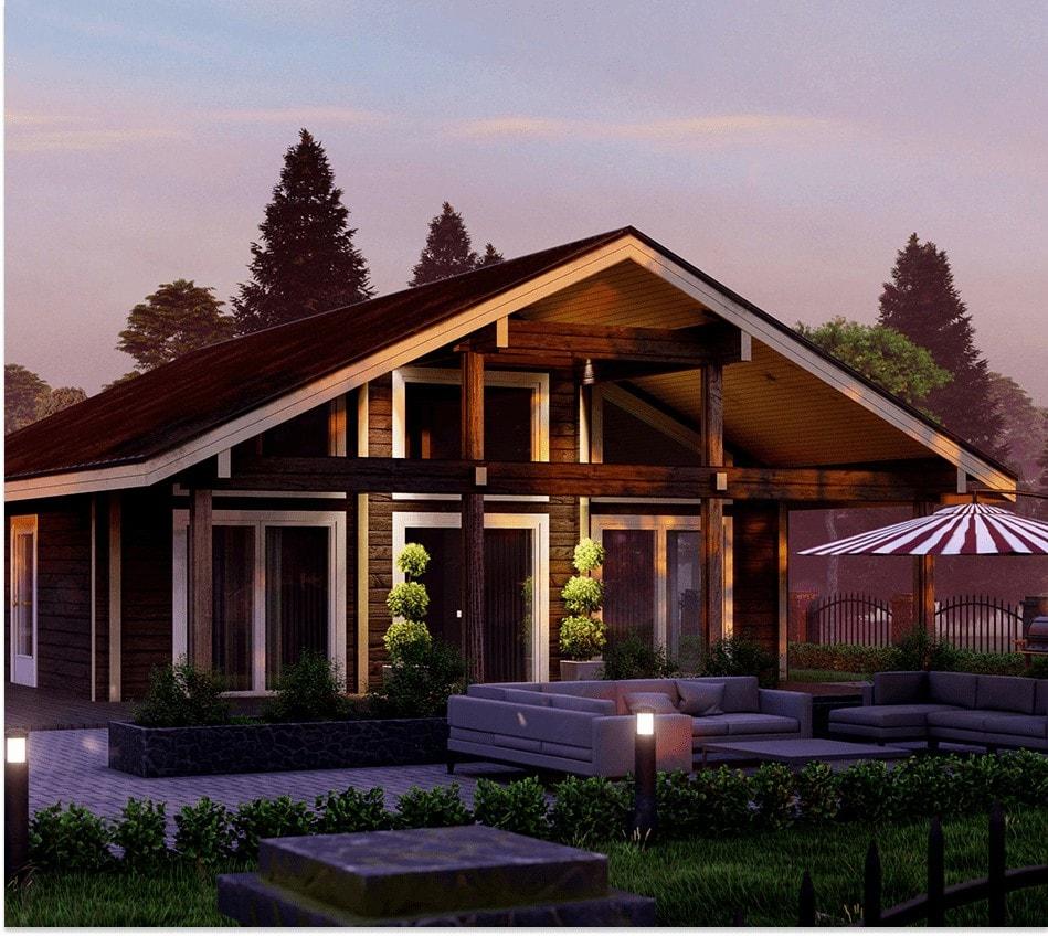 maison ossature bois résistante au feu