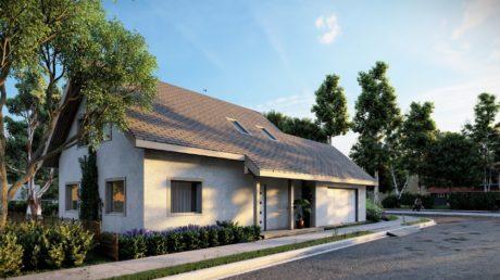 Maison en bois préfabriquée - 139m² - 3 chambres - terrasse - SEQUOIA